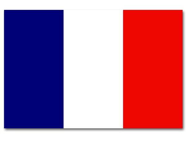 Flag france luxury 90x150cm