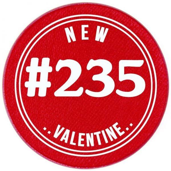 Superstar Facepaint 45 gram Valentine Shimmer color 235