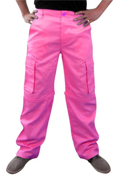 Carnival pants neon pink