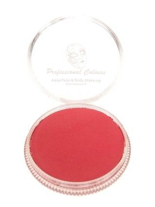 PXP Aqua face & body paint Pastel Red