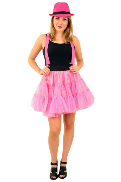 Petticoat pink 3-layer