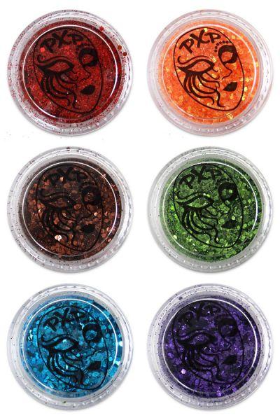 PXP Glitter Rainbow fine glitter mix