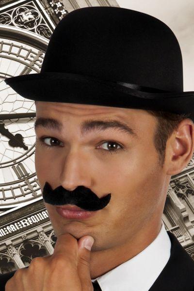 Black Gentleman mustache