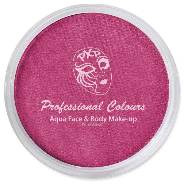 PartyXplosion facepaint Metallic dark pink