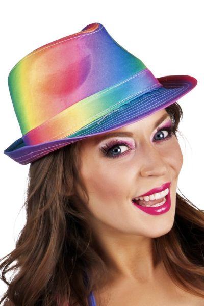 Gay Pride rainbow hat