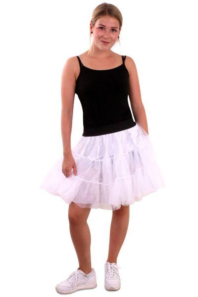 Petticoat white 3 layers