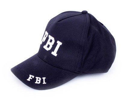 Baseball cap FBI