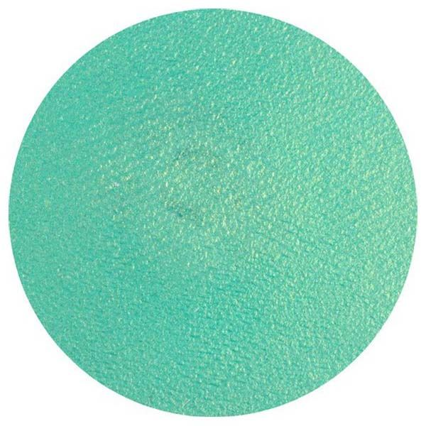 Superstar Face Paint color 129 Golden Green Shimmer 45g