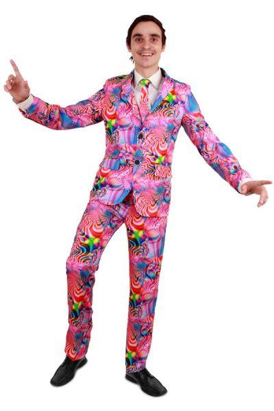Flower Power Disco 80s costume