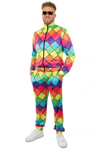 Blitz jogging suit eighties disco
