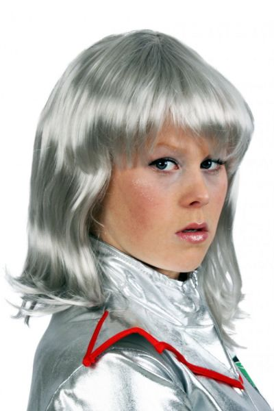 Wig space silver