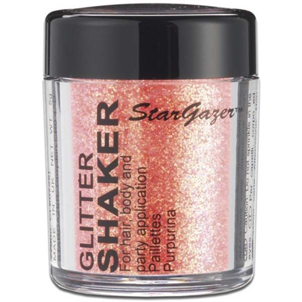 Glitter Shaker orange Stargazer