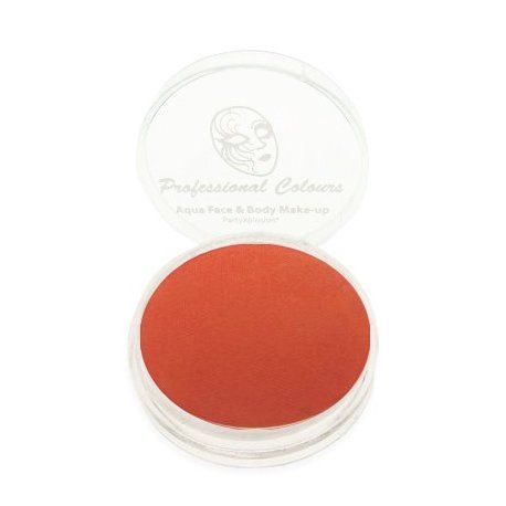 PartyXplosion facepaint Pastel Orange