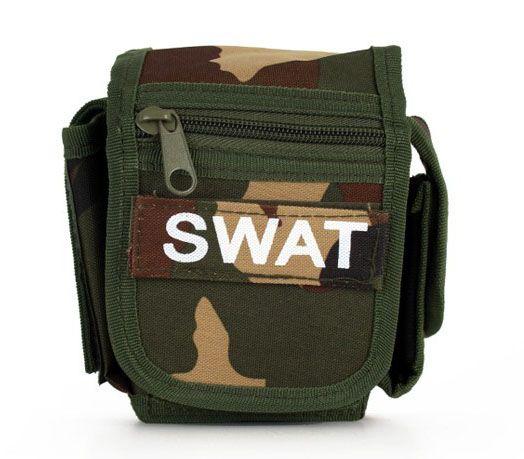 Belt bag Camouflage SWAT team