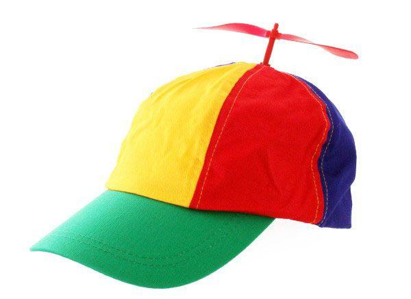 eb8190464dcdd Baseball cap with propeller