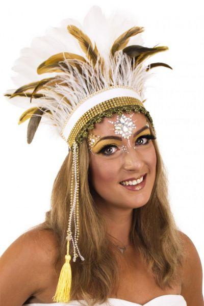 Indians feather headdress Arapaho