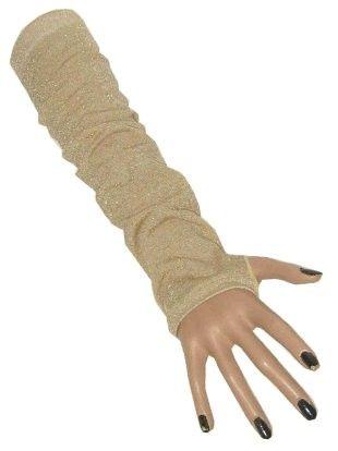 Gala arm warmers lurex gold 60 den
