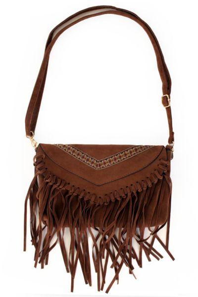 Wild West Handbag Ibiza indian