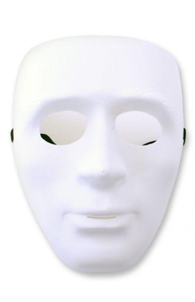 Luxury make-up masks white