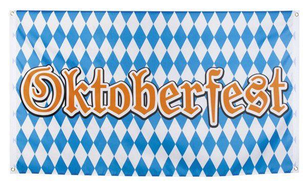 Oktoberfest Bayern flag