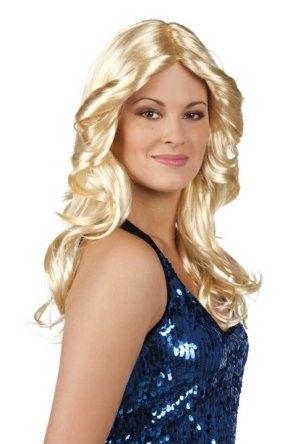 Wig Disco Doll blond