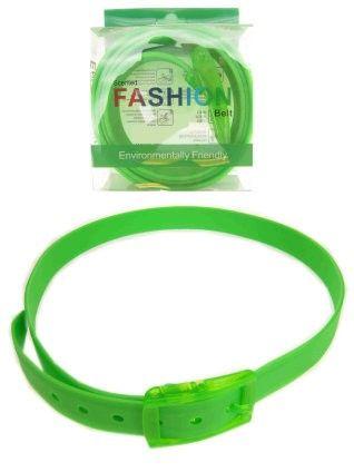 Disco belt fluor green