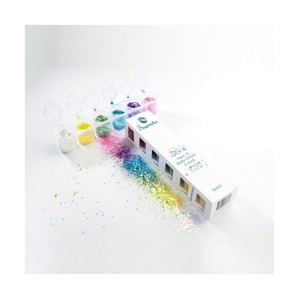 Glitter sixpack superstar Sweet 130 ml