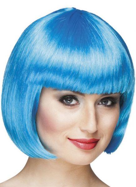 Ladies wig Bobline Icy Blue